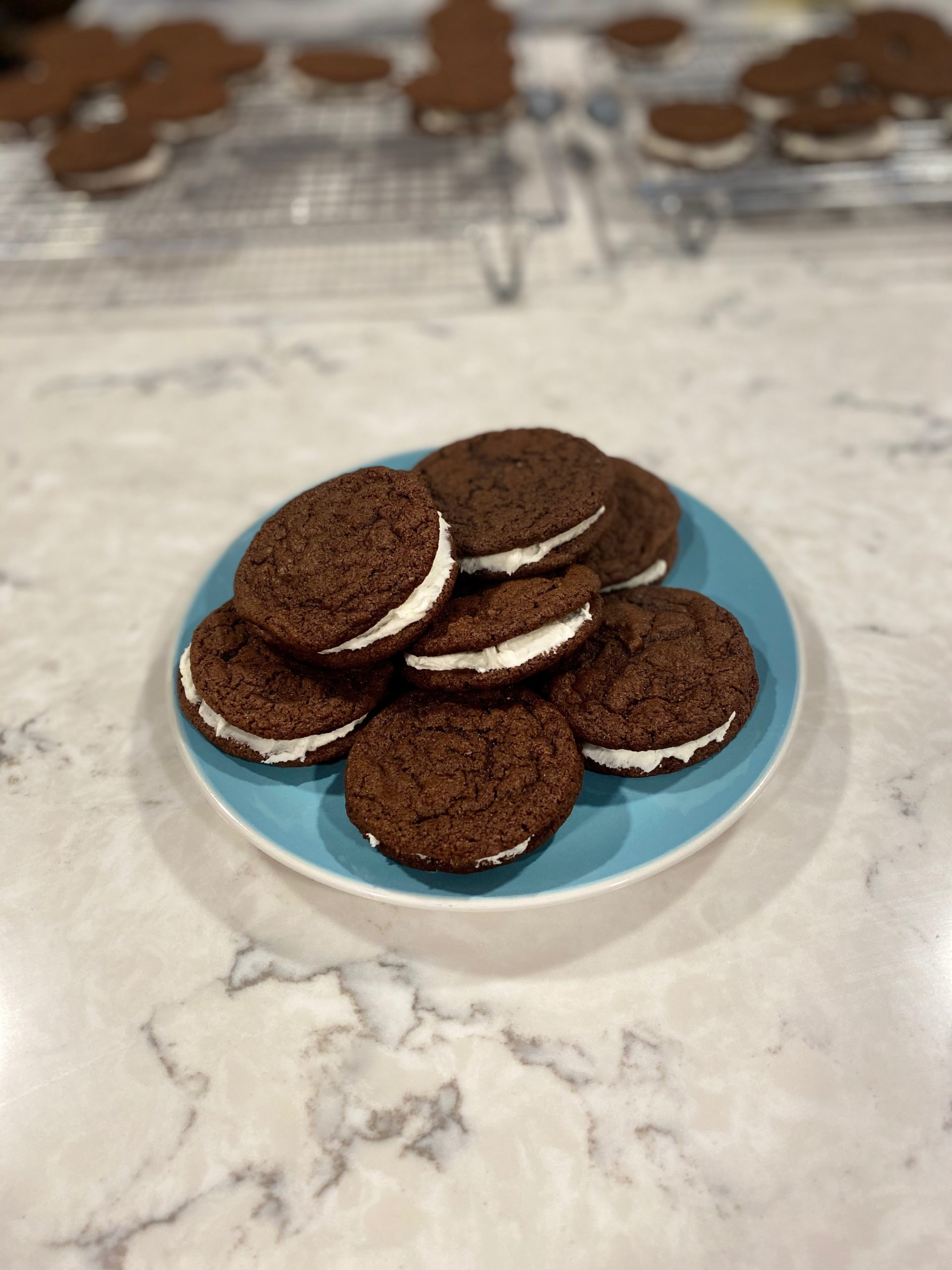 Cookies and Cream Sammies
